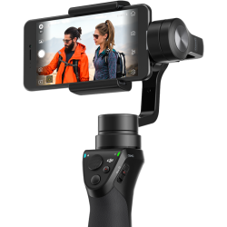 DJI OSMO Mobile (Black) + Bat. Extra