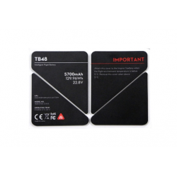 DJI Inspire 1 Battery Insulation Sticker (TB48)