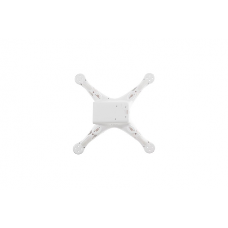 DJI P3 Shell Includes Top & Bottom Covers (Sta)