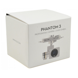 Phantom 3 – Part 5 4K Camera