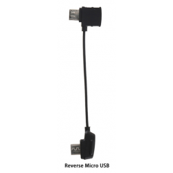 DJI RC Cable Reverse Micro USB Connector for Mavic Pro