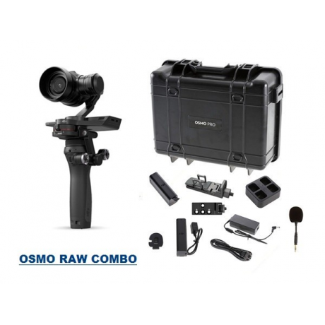 Osmo PRO RAW Combo+ X5R SSD 512 GB Regalo
