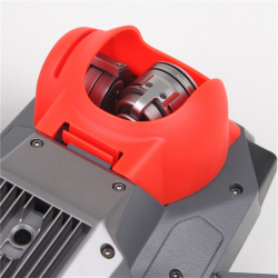 Camera Lens Sunhood para DJI Mavic (Rojo)