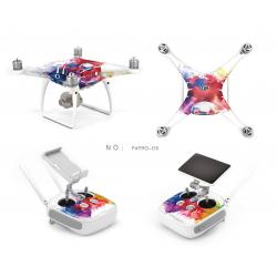 Sticker de colores para DJI Phantom 4 Pro
