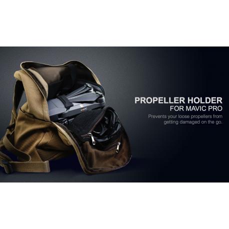 Sujetador de hélices de Mavic Pro (PGYTECH)