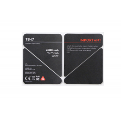 DJI Inspire 1 Battery Insulation Sticker (TB47)