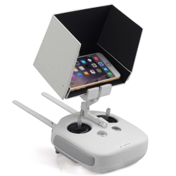 DJI Inspire 1 Remote Controller Monitor Hood (For Smartphones - Pro/Adv)