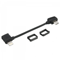 DJI RC Cable Lightning connector Mavic Pro (Made for iPhone)